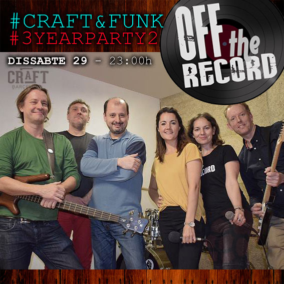 CraftBArcelona-OfftheRecord-043017-Cartel