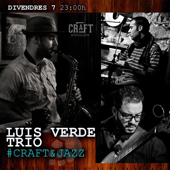 CraftBarcelona-LuisVerdeTrio-0407-Cartel